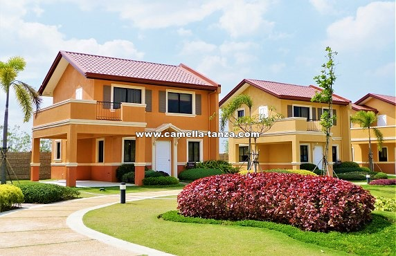 Camella Tanza House and Lot for Sale in Tanza Philippines