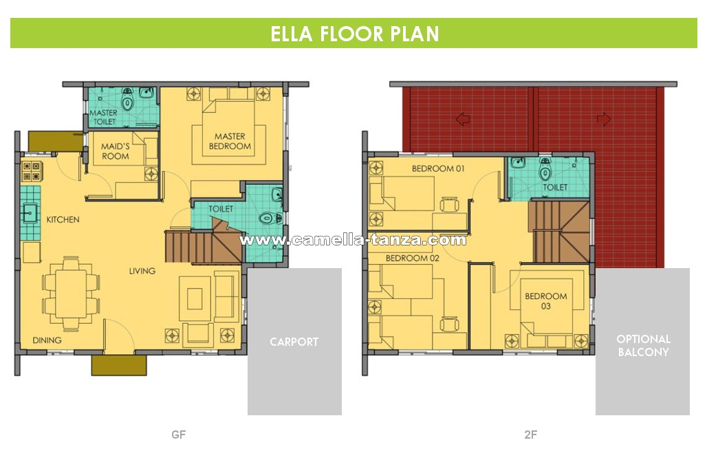 Ella  House for Sale in Tanza