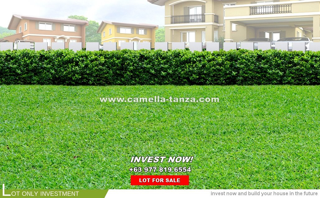 Lot House for Sale in Tanza