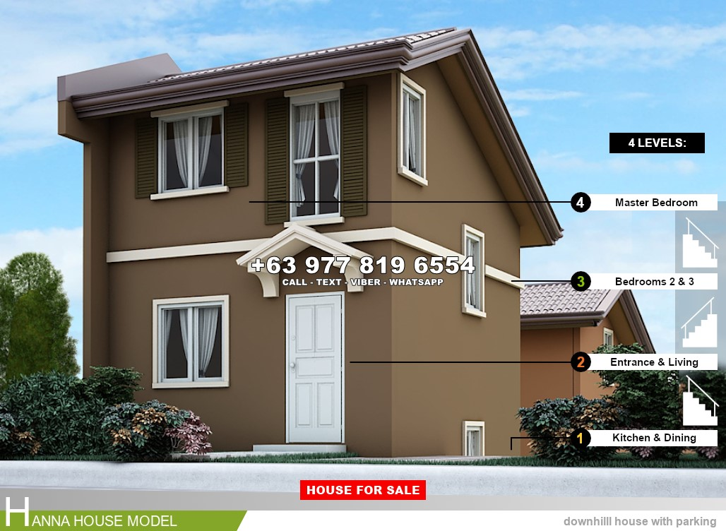 Hanna House for Sale in Tanza