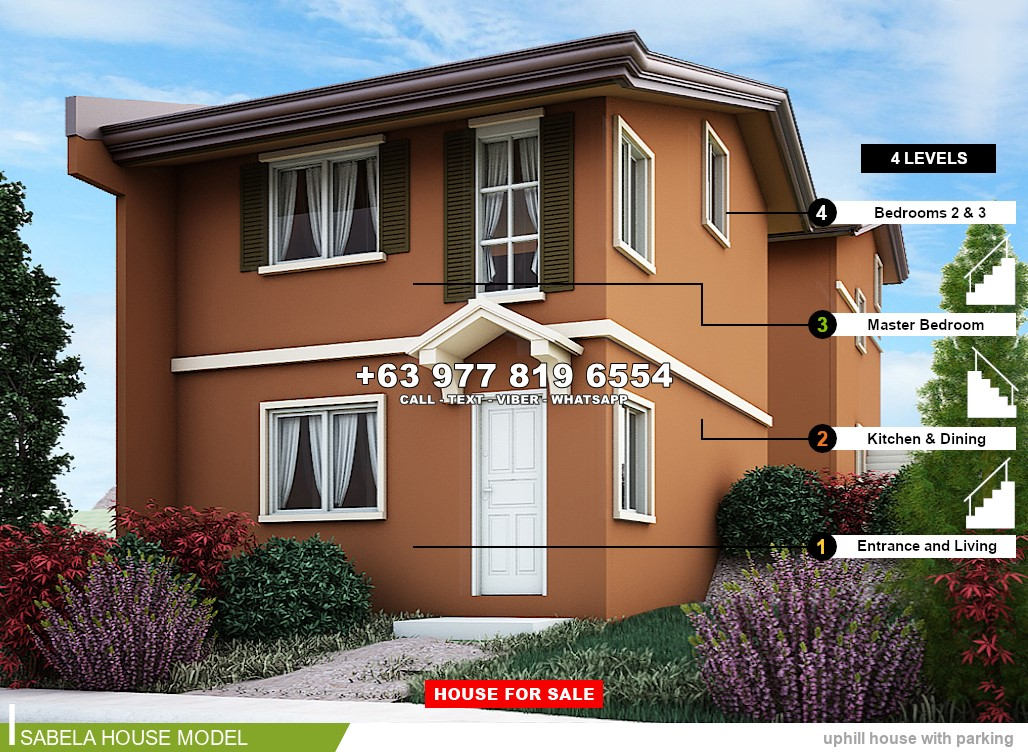 Isabela House for Sale in Tanza