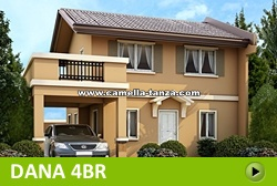 Dana House and Lot for Sale in Tanza Philippines