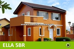 Ella House and Lot for Sale in Tanza Philippines