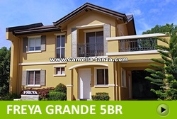 Freya House and Lot for Sale in Tanza Philippines