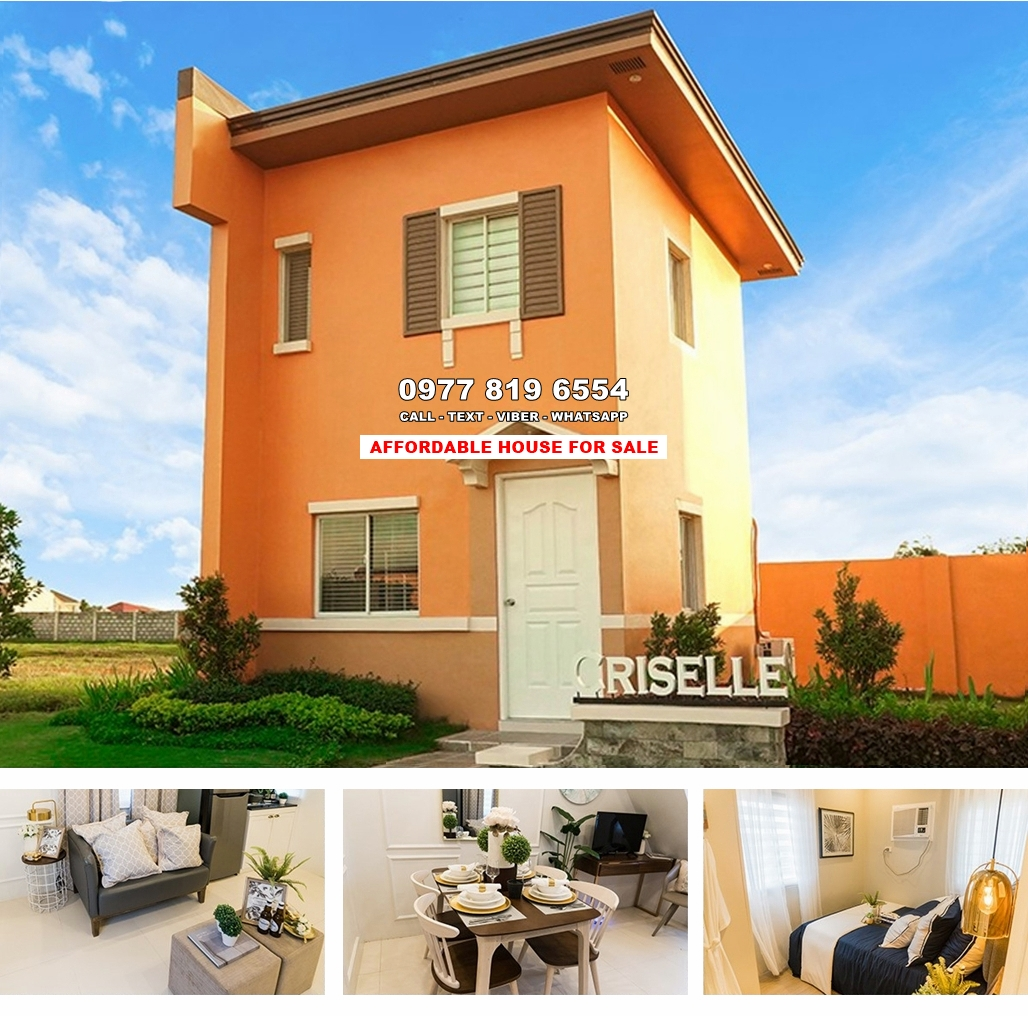 Criselle House for Sale in Tanza