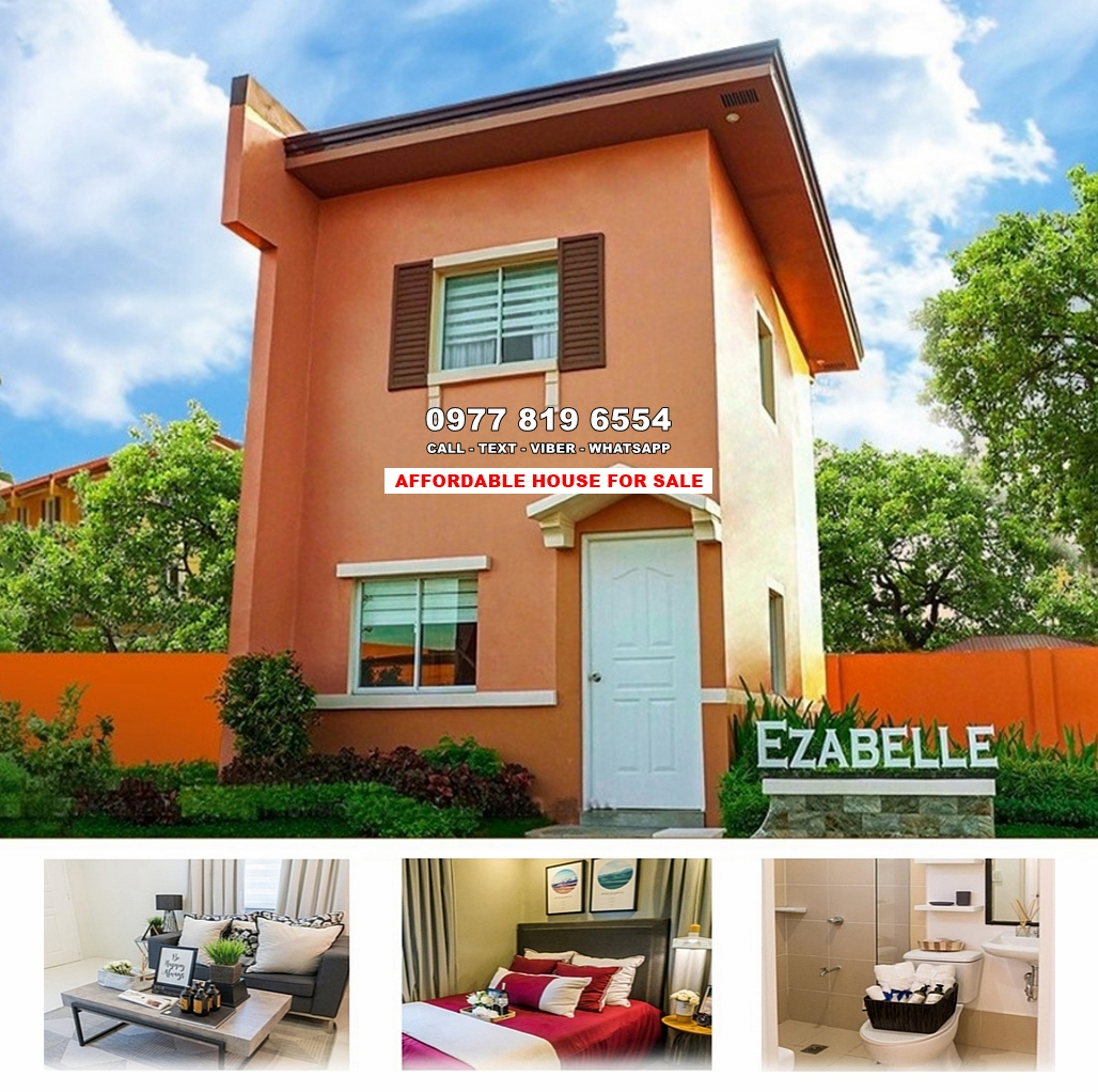 Ezabelle House for Sale in Tanza