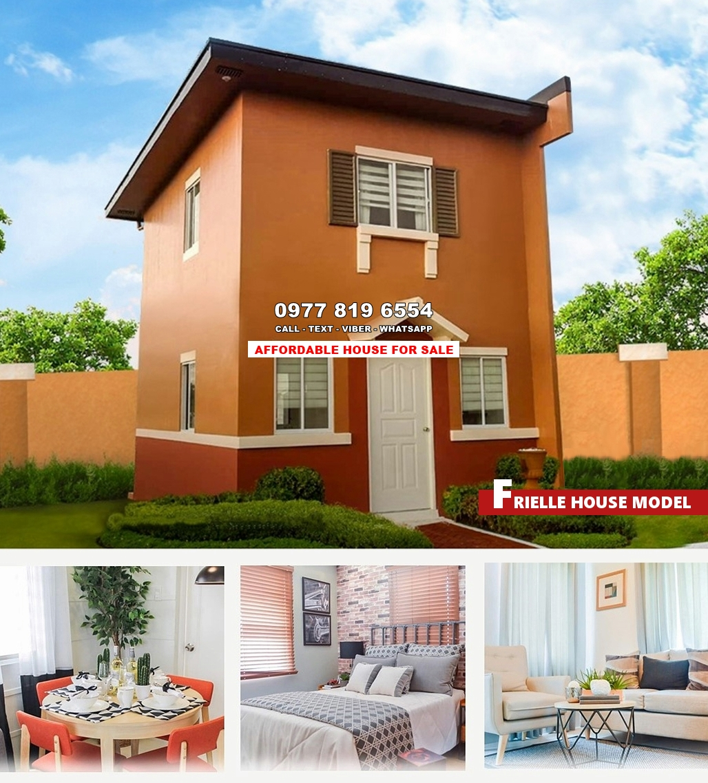 Frielle House for Sale in Tanza