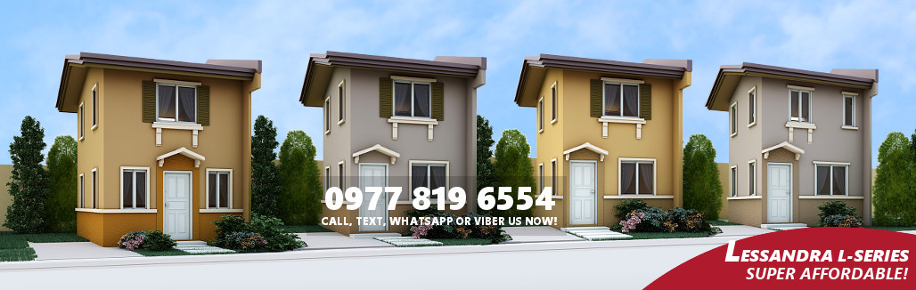 Lesandra L-Series Enclave - House for Sale in Tanza