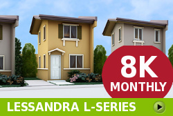 Lessandra Affordable Houses in Camella Tanza
